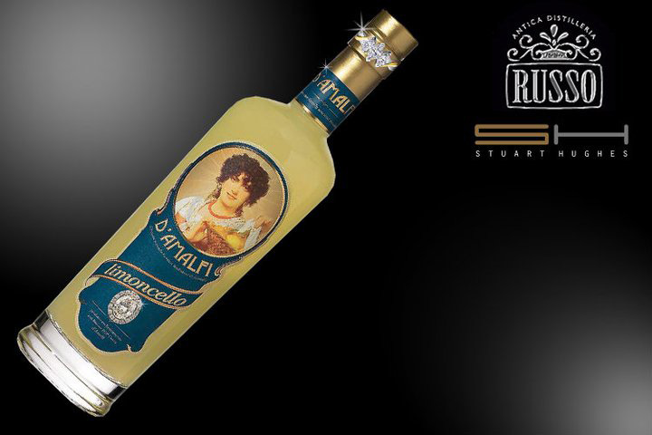 Most Expensive Liquor D'Amalfi Limoncello Supreme