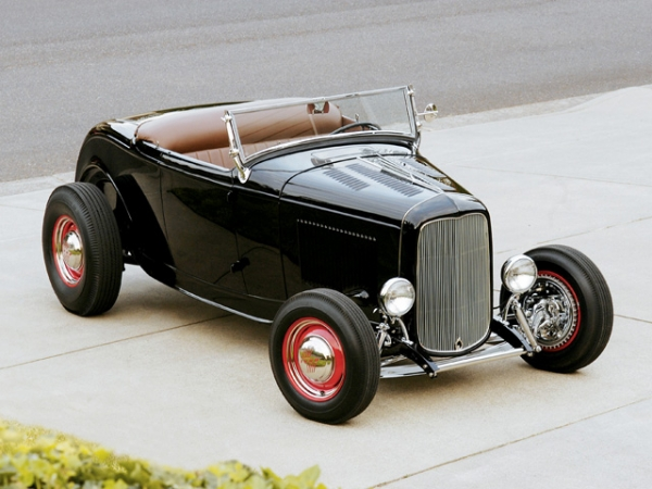 1932 Ford Highboy Roadster (101)