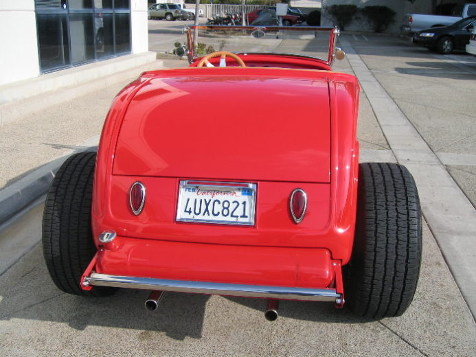 1932 Ford Highboy Roadster (33)