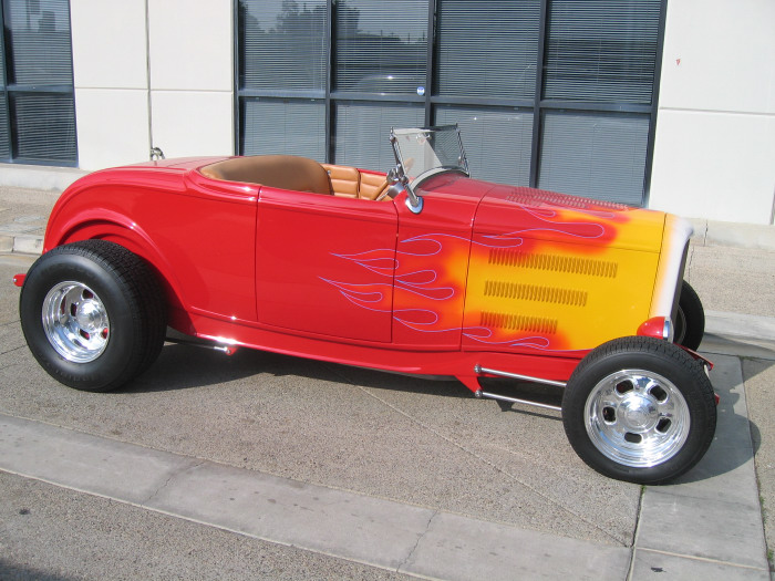 1932 Ford Highboy Roadster (31)