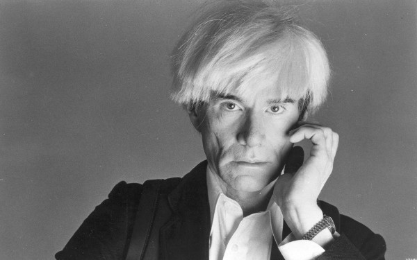Andy Warhol's Wig