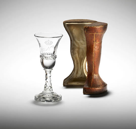 Bonaparte's Wine Glass to Be Auctioned Off in London