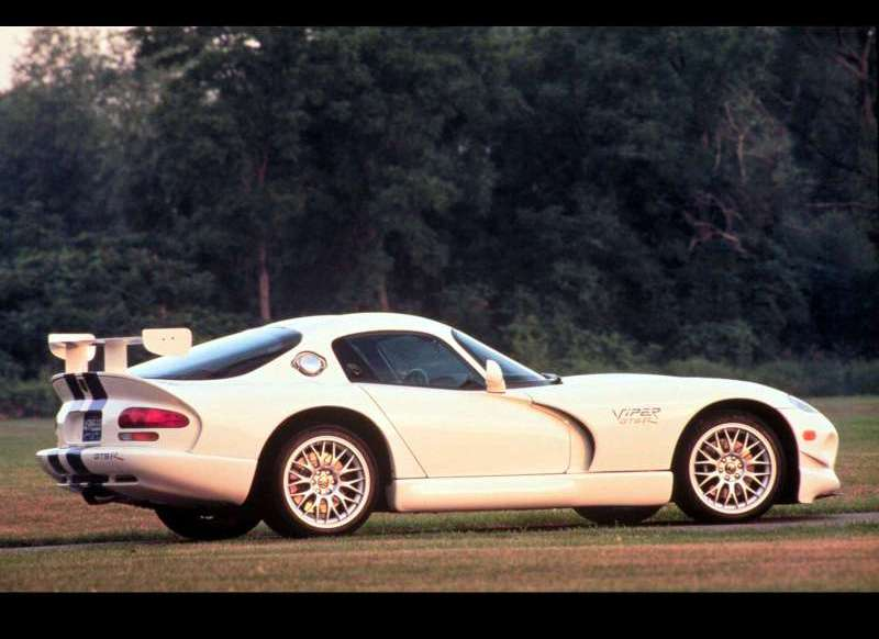 Dodge Viper GT2 Edition (23)