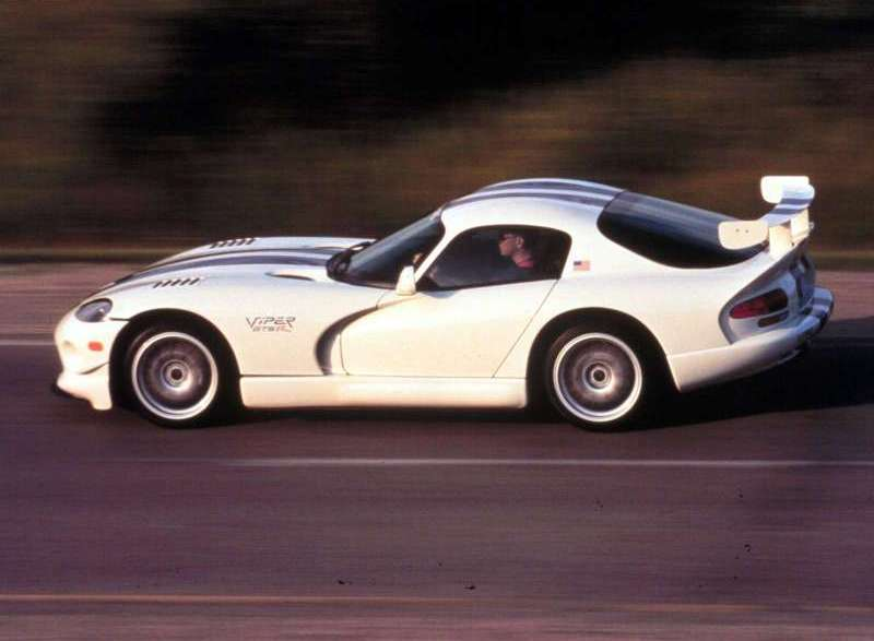 Dodge Viper GT2 Edition (22)