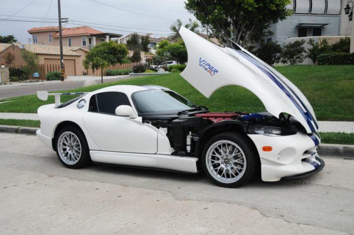 Dodge Viper GT2 Edition (30)