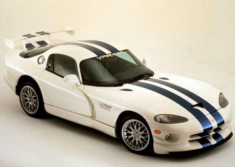 Dodge Viper GT2 Edition (26)