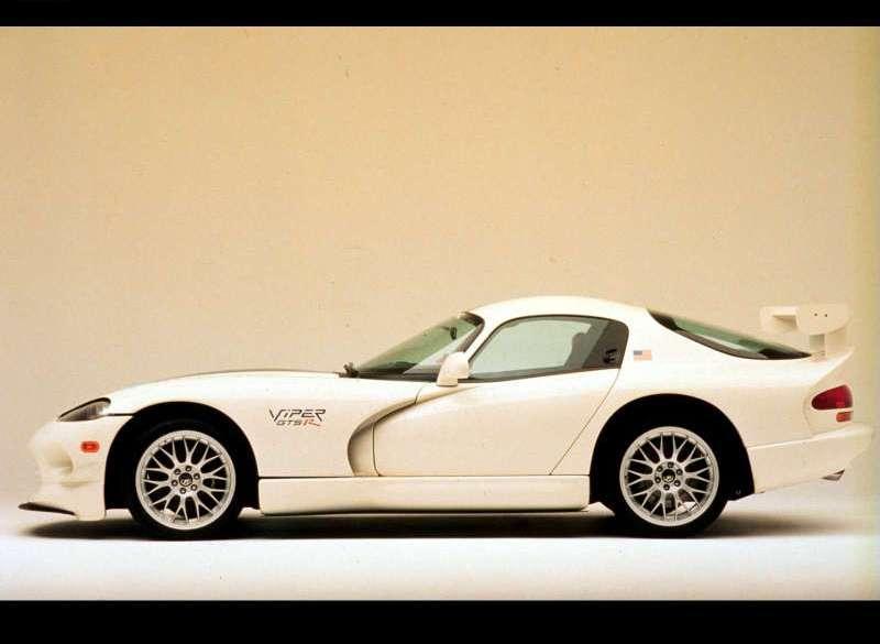Dodge Viper GT2 Edition (25)