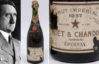 Hitler's Champagne bottle