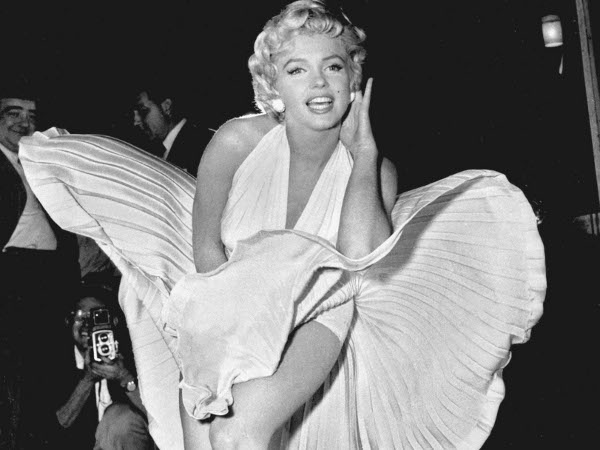 Marilyn Monroe's Subway Dress