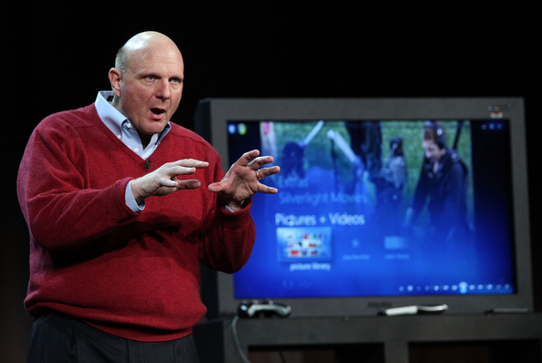 Steve Ballmer – The Effervescent CEO of Microsoft Corporation (8)