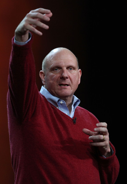 Steve Ballmer – The Effervescent CEO of Microsoft Corporation (7)