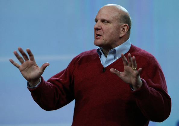 Steve Ballmer – The Effervescent CEO of Microsoft Corporation (4)