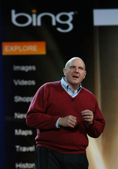 Steve Ballmer – The Effervescent CEO of Microsoft Corporation (3)