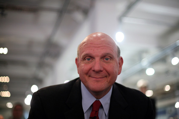 Steve Ballmer – The Effervescent CEO of Microsoft Corporation (2)