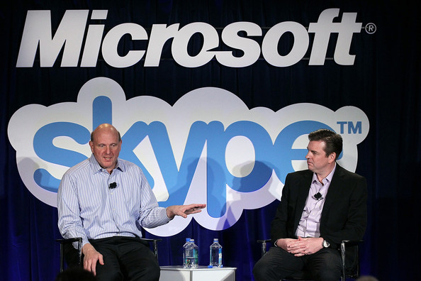 Steve Ballmer – The Effervescent CEO of Microsoft Corporation (12)