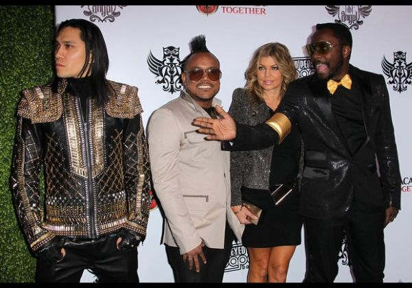 The Black Eyed Peas' 7th Annual Peapod Benefit Concert - Arrivals