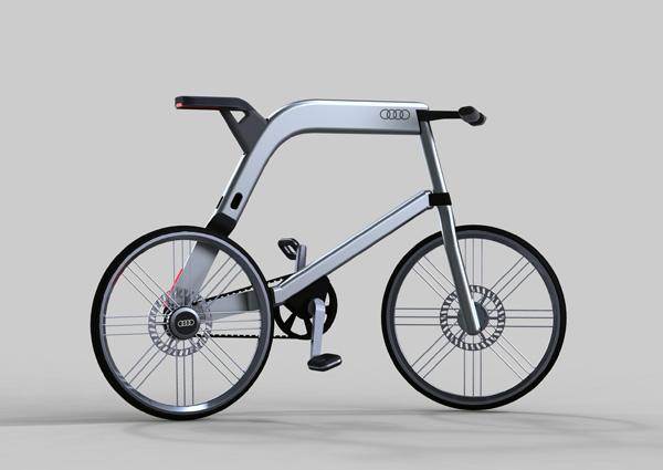 Audi Electric Bike by Arash Karimi (10)