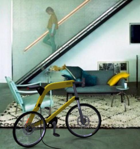 Audi Electric Bike by Arash Karimi (1)