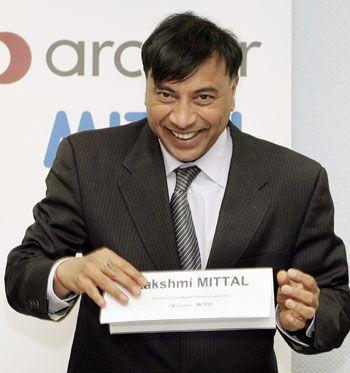Lakshmi Mittal The King of Steel (10)