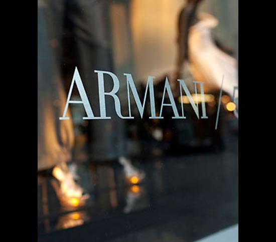 Armani, New York City