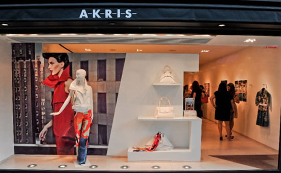 Akris, New York City