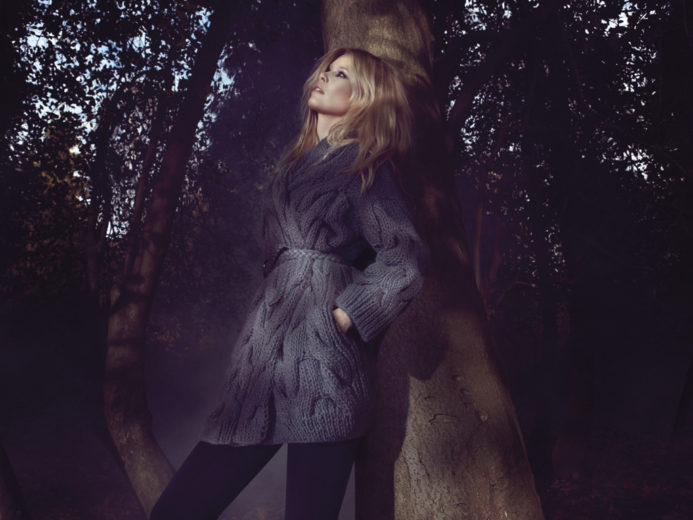 Claudia Schiffer Cashmere Collection for Chic Ladies (15)
