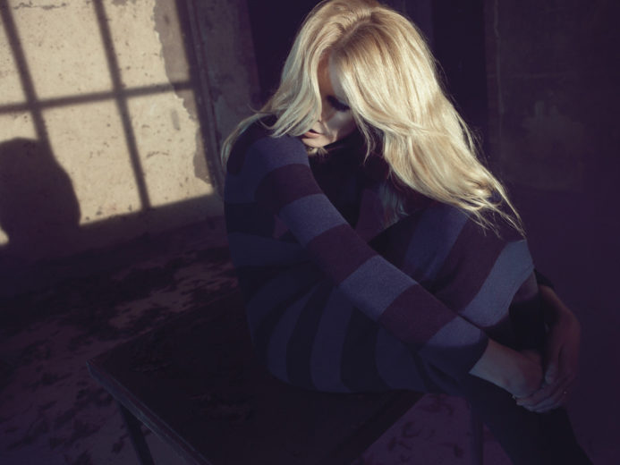 Claudia Schiffer Cashmere Collection for Chic Ladies (5)