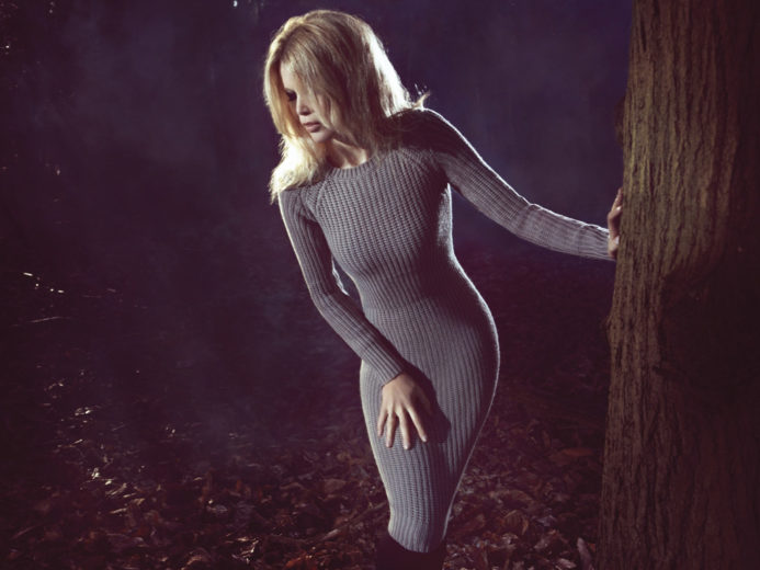 Claudia Schiffer Cashmere Collection for Chic Ladies (14)