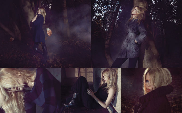 Claudia Schiffer Cashmere Collection for Chic Ladies (13)