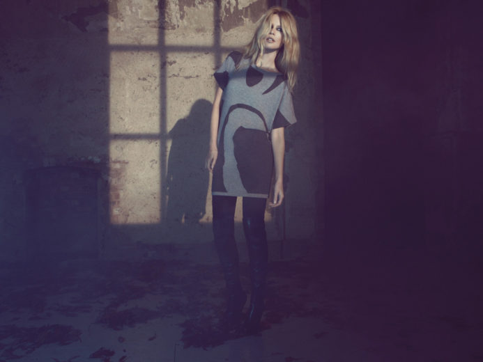 Claudia Schiffer Cashmere Collection for Chic Ladies (12)