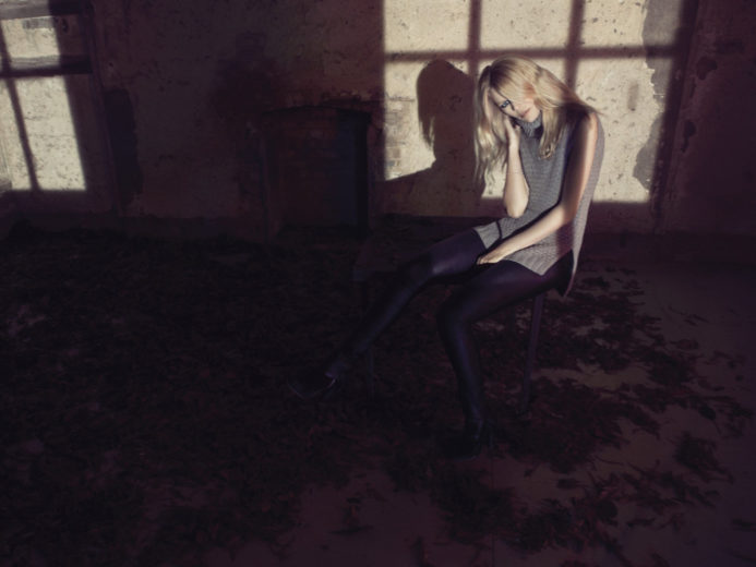 Claudia Schiffer Cashmere Collection for Chic Ladies (11)