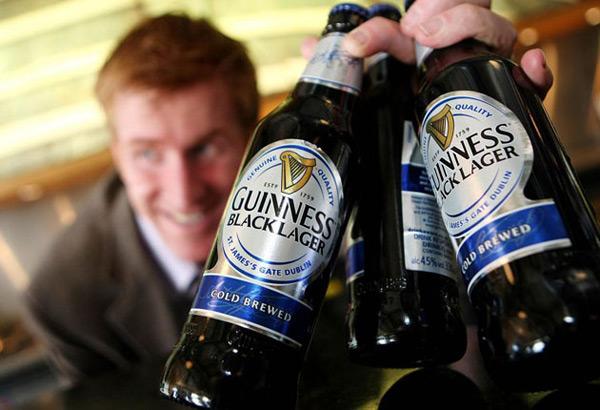 Guinness Black Lager for the U.S. Market (2)