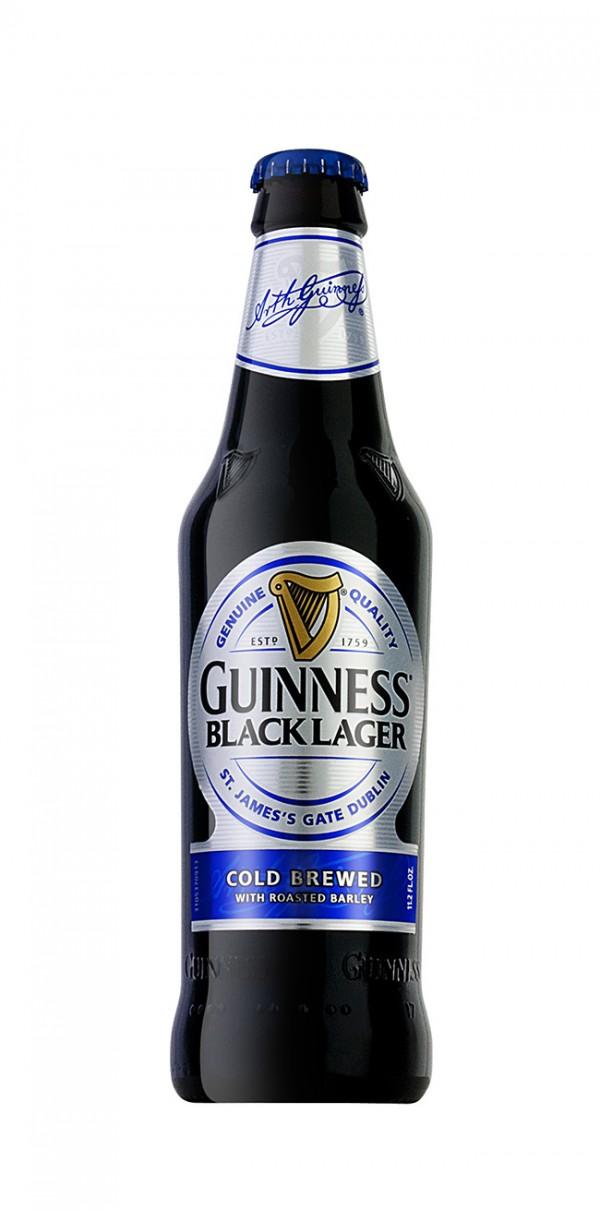 Guinness Black Lager for the U.S. Market (1)