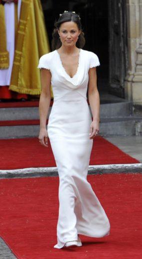 Pippa Middleton Bridesmaid Dress Replica from Debenhams (6)