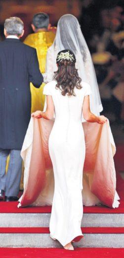 Pippa Middleton Bridesmaid Dress Replica from Debenhams (4)