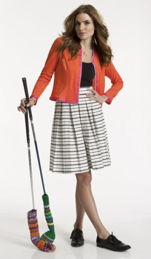 Runway Inspired Golf Wear (8)