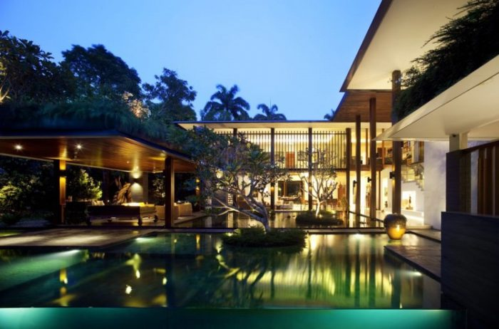 The Sun House in Singapore by Guz Architects (5)