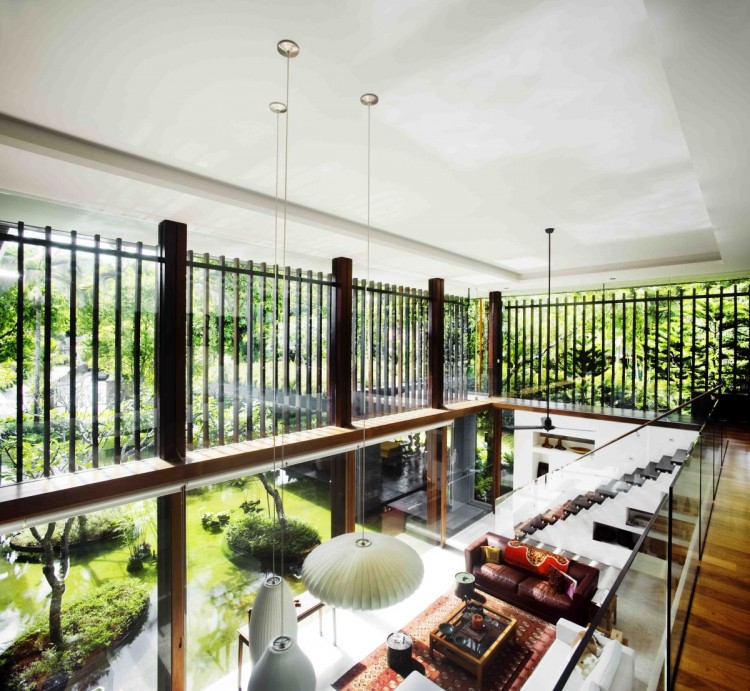 The Sun House in Singapore by Guz Architects (2)