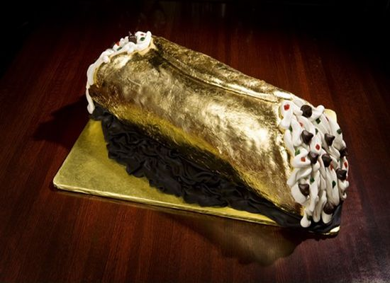 The world's most expensive cannoli