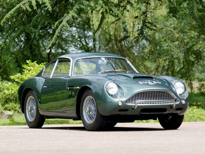 Aston Martin DB4GT Zagato (1)
