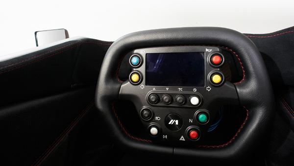 The BAC Mono Formula-Style Street Racer (1)