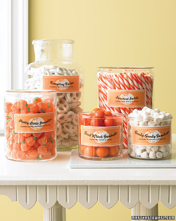 Candy Jar Treats