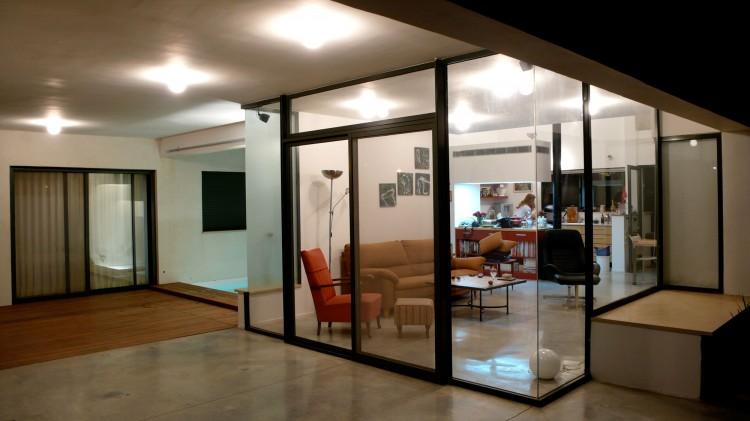 Desert Villa by Uri Cohen Architects (7)