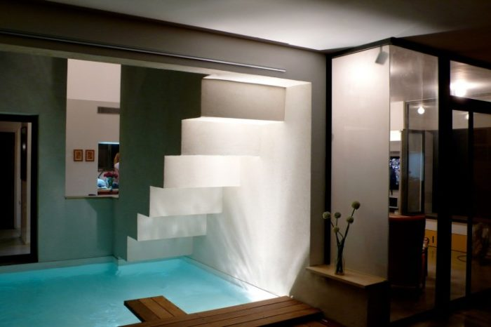 Desert Villa by Uri Cohen Architects (6)