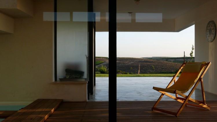 Desert Villa by Uri Cohen Architects (5)