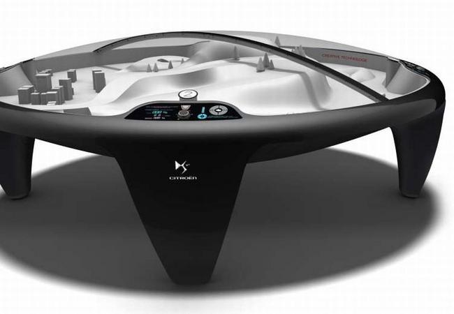Enko High-Tech Table for Citroen (2)