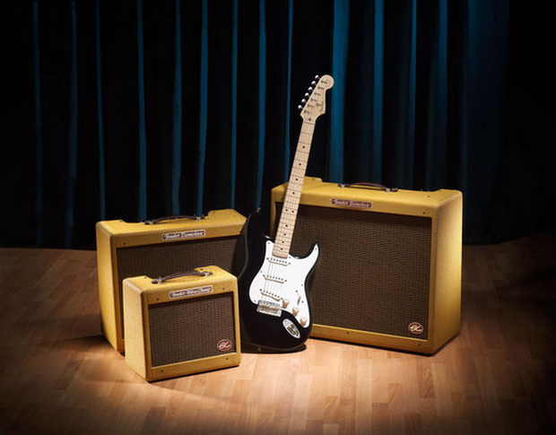 Fender's New Hand Built Amplifiers by Eric Clapton (3)