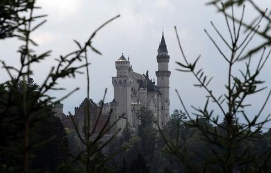 Porsche-German-castle