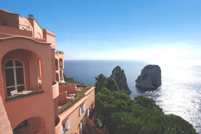 The Luxurious Hotel Punta Tragara Capri Italy (9)