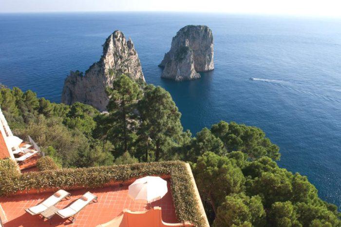 The Luxurious Hotel Punta Tragara Capri Italy (3)